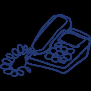 Telephone illustration