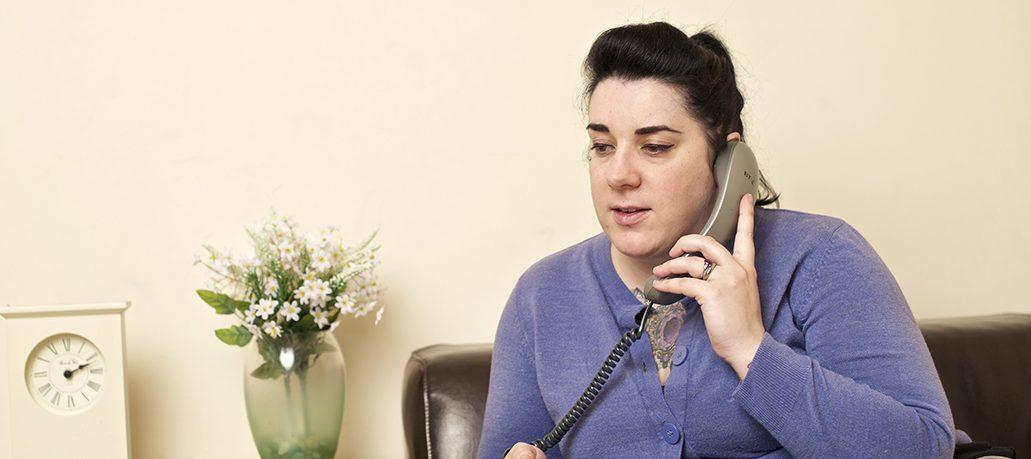 Guide-Line caller