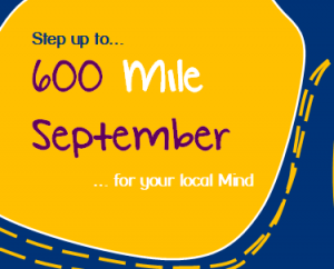 600 Mile September Challenge